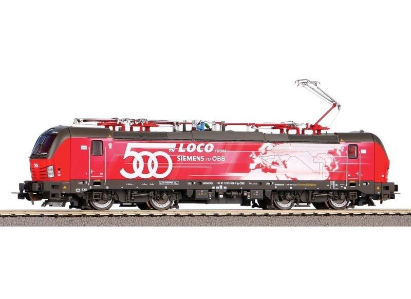 E-Lok Vectron 500 der ÖBB, Ep. VI, DC, Spur H0