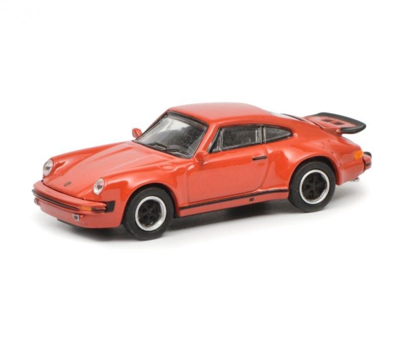 Porsche 911 Turbo (930), rot, 1:87 / Spur H0