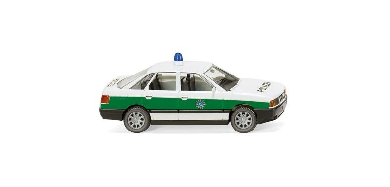 Polizei - Audi 80 1:87 / H0