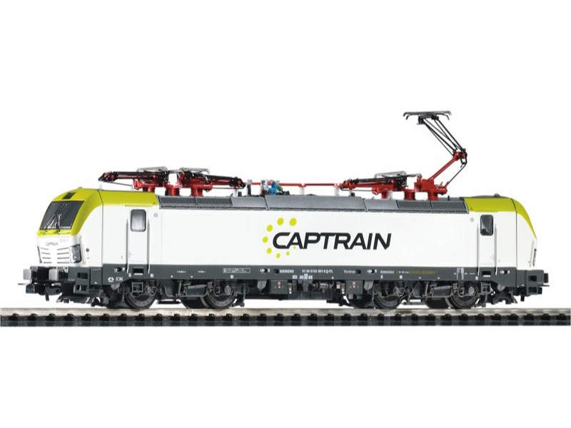 E-Lok Vectron 193 Captrain, AC-Version, Epoche VI, Spur H0