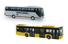 LKW und Busse
