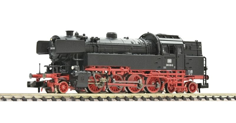Dampflokomotive BR 065 der DB, Spur N