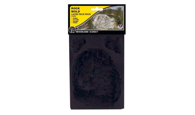 Rock Mold - Gießform spitzer Felsen
