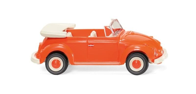 VW Käfer Cabrio, 100 Jahre Sieper, 1:87, H0