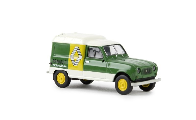 Renault R4 Fourgonnette Renault Motoculture, Spur H0