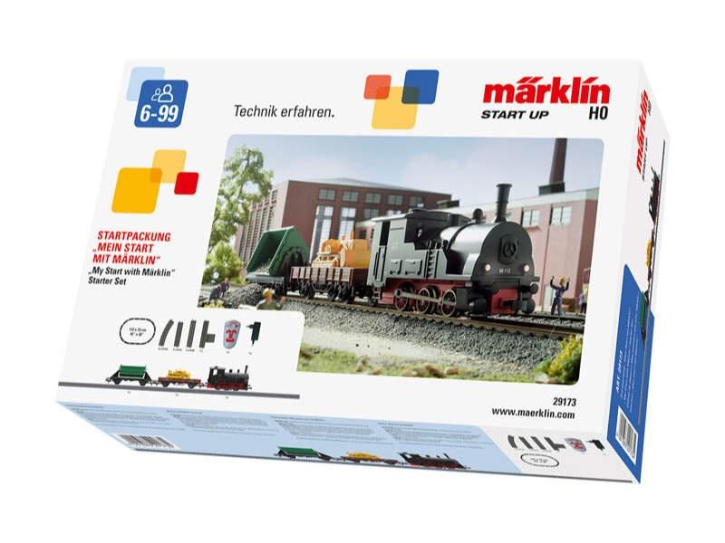 Start up - Startpackung Mein Start mit Märklin C-Gleis H0