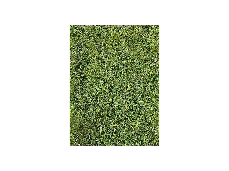 Grasfaser Wildgras dunkelgrün, 75 g, 5-6 mm