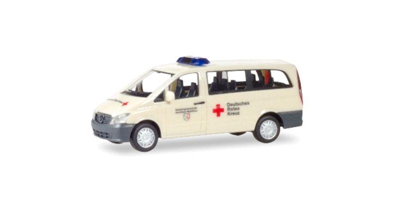 MB Vito DRK Katastrophenschutz NRW 1:87 / H0
