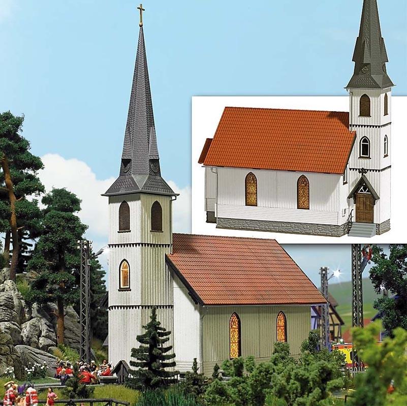 Kirche »Elend«, Spur H0