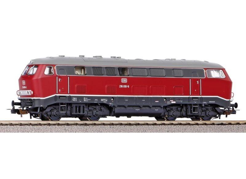 Diesellok BR 216 der DB, Ep. IV, DC, Spur H0