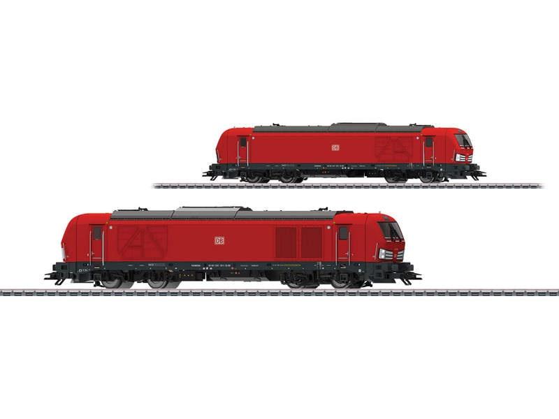 Diesellokomotive BR 247 Vetron DE DB Sound mfx H0
