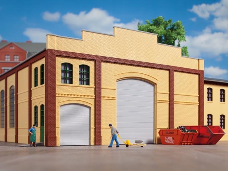 Bausatz-Set Rolltore, Sektionaltore, Spur H0