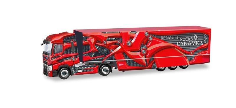 Renault Deutschland Promotion Truck 1:87/ H0