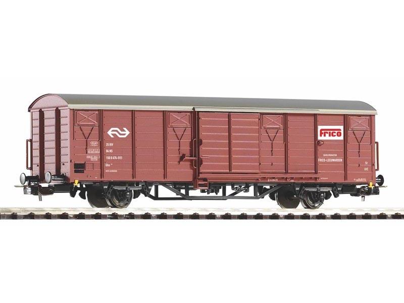 Gedeckter Güterwagen Gbs 181 Frico der NS, Ep. IV, DC, H0