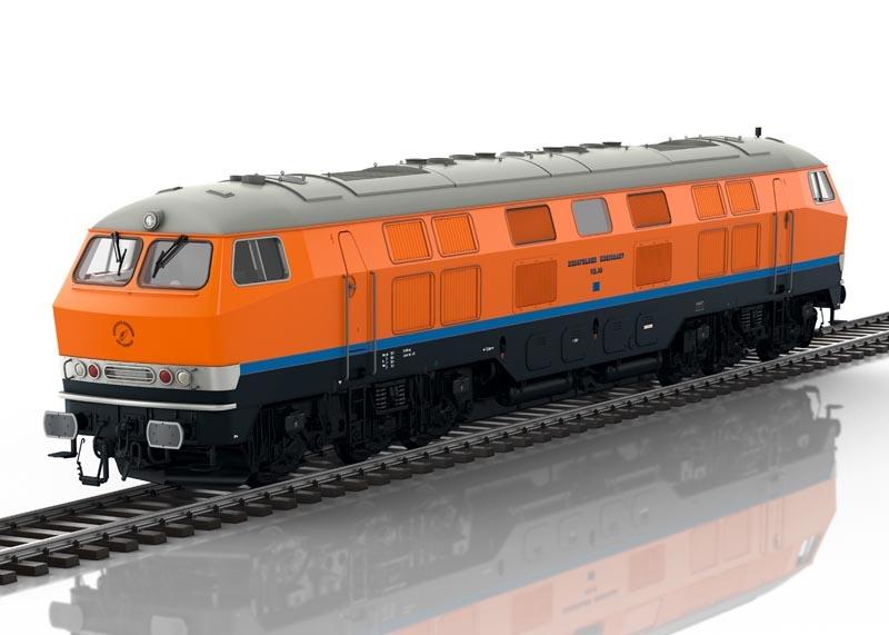 Diesellokomotive Nr. 30 der HEG, Sound, mfx, DCC, Spur 1