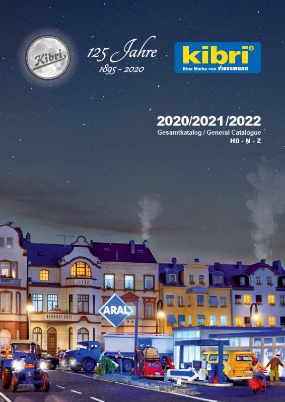 Kibri Katalog 2018/2019 DE/EN