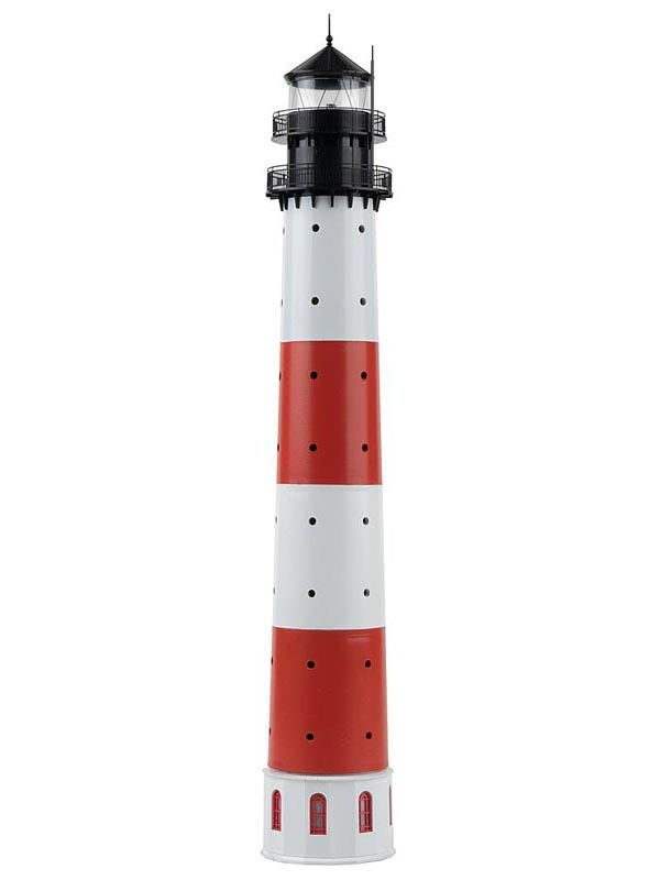 Leuchtturm Westerheversand Bausatz, Spur H0