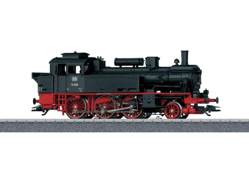 Start up - Tenderlokomotive BR 74 DB H0
