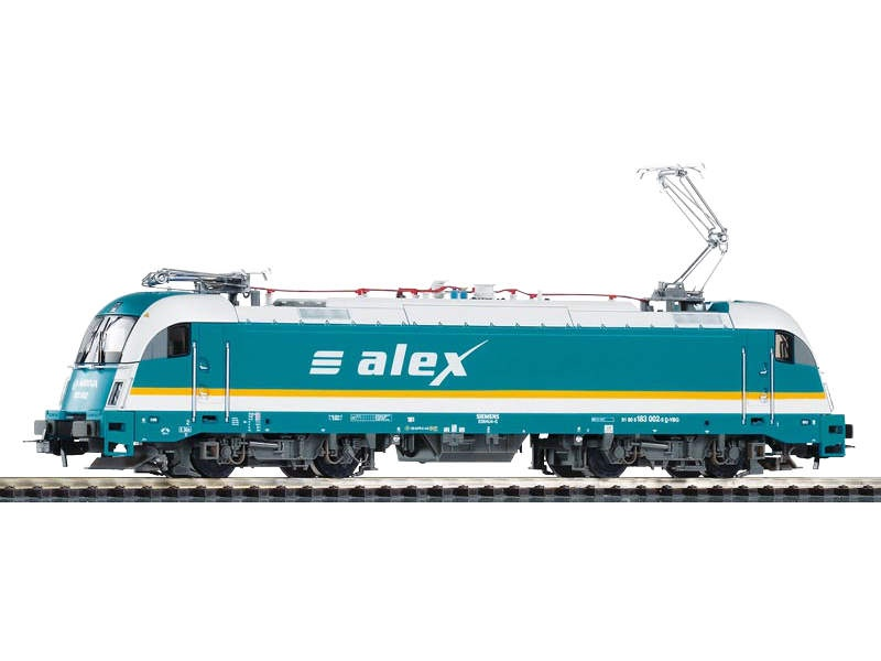 E-Lok Taurus BR183 ALEX, Epoche VI, Spur H0
