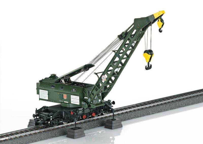 Dampfkran Ardelt 57t der DB, mfx+, Sound, AC, Spur H0
