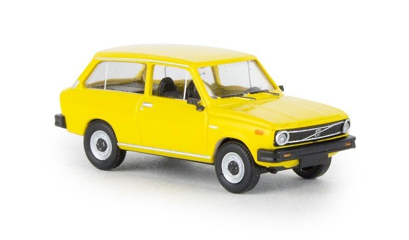 Volvo 66 Kombi, hellgelb, 1975, 1:87 / Spur H0