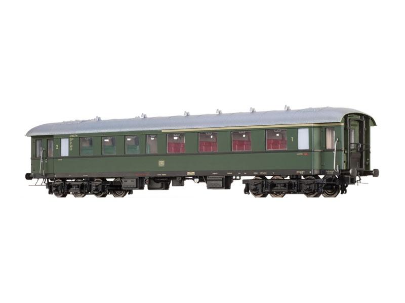 Personenwagen AB4yse-37/55 der DB, III, Spur H0