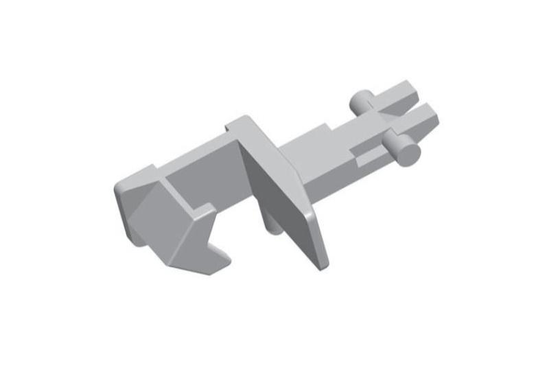 Arnold Standard Kupplungen für NEM-Aufnahme, 10 x , H0