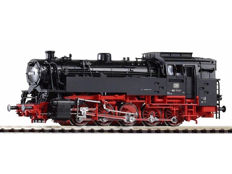 Dampflok BR 82 der DB, Ep. IV, DC, Spur H0