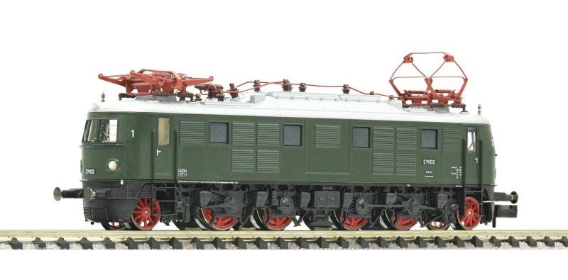 Elektrolokomotive E 19 02 der DB, Spur N