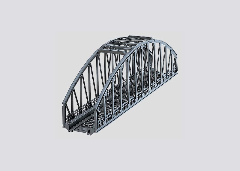 Bogenbrücke 360 mm lang, 117 mm hoch