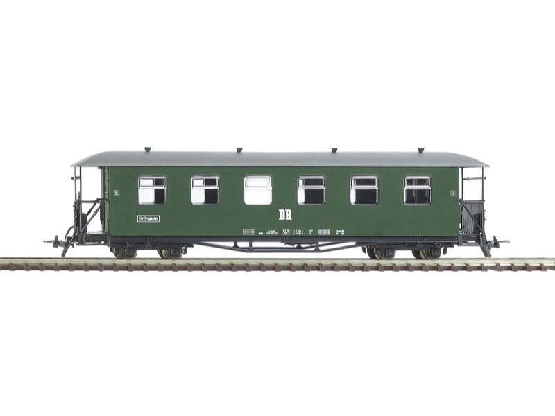 Personenwagen 970-502 2. Klasse Traglasten der DR, Spur H0e