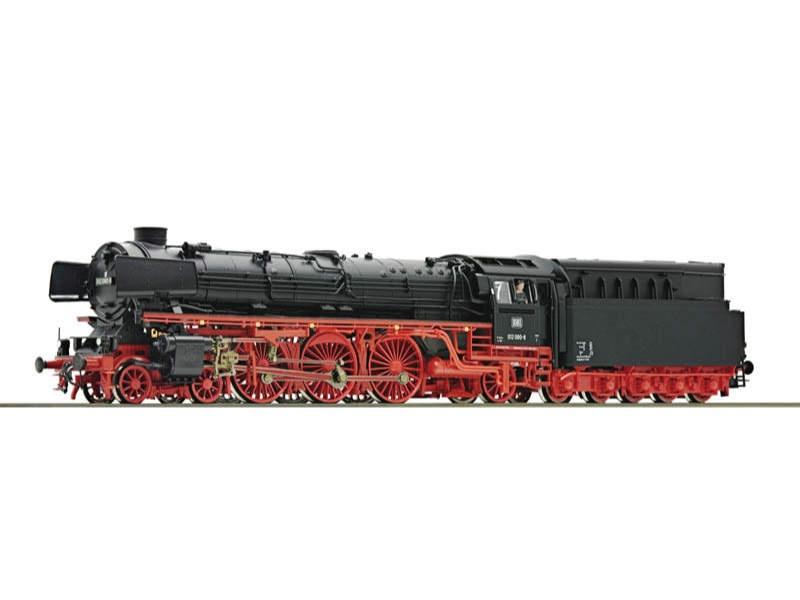 Dampflokomotive 012 080 DB H0
