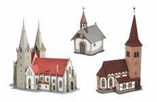 Kirchen und Kapellen