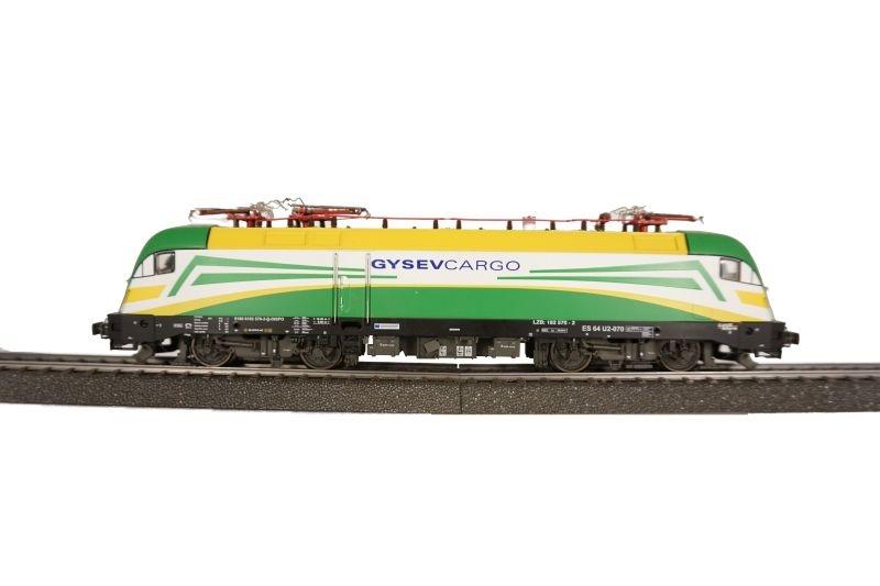 Elektrolokomotive Baureihe 182 der GySEV, Sound, DC, Spur H0
