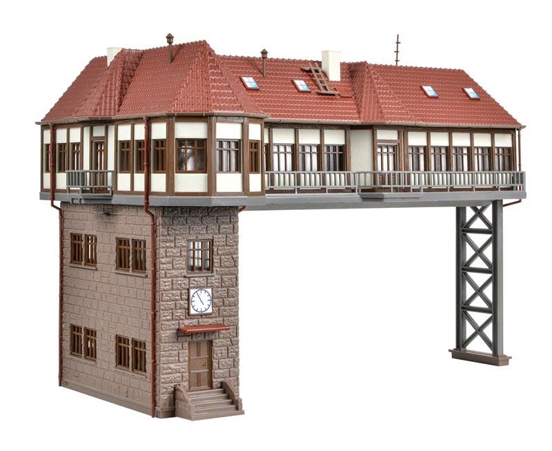 Reiterstellwerk Stuttgart, Bausatz, Spur H0