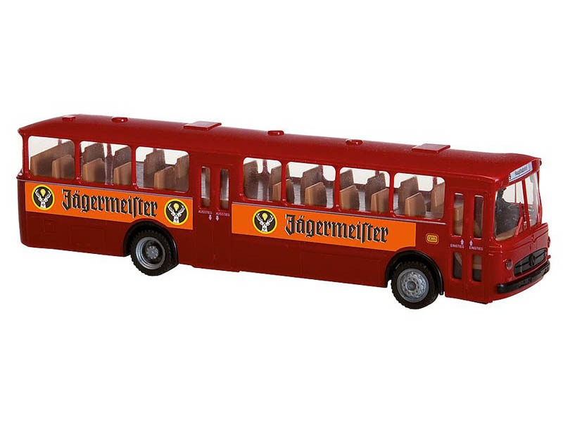 Car System Start-Set MB O317k Bus Jägermeister H0