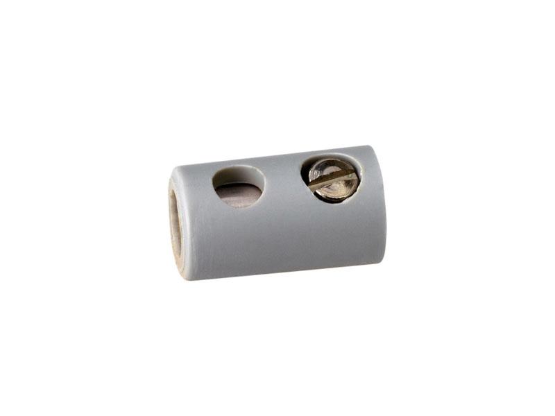 Muffen, grau, 1,6 mm [10 Stück]