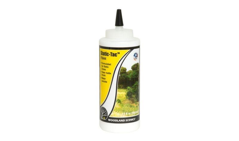 Static-Tac Kleber für Grasstreumaterial, 354 ml