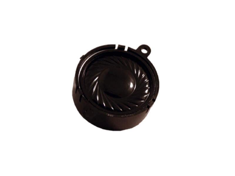 Lautsprecher 28mm, rund, 4 Ohm, 1~2 Watt mit Schallkapsel