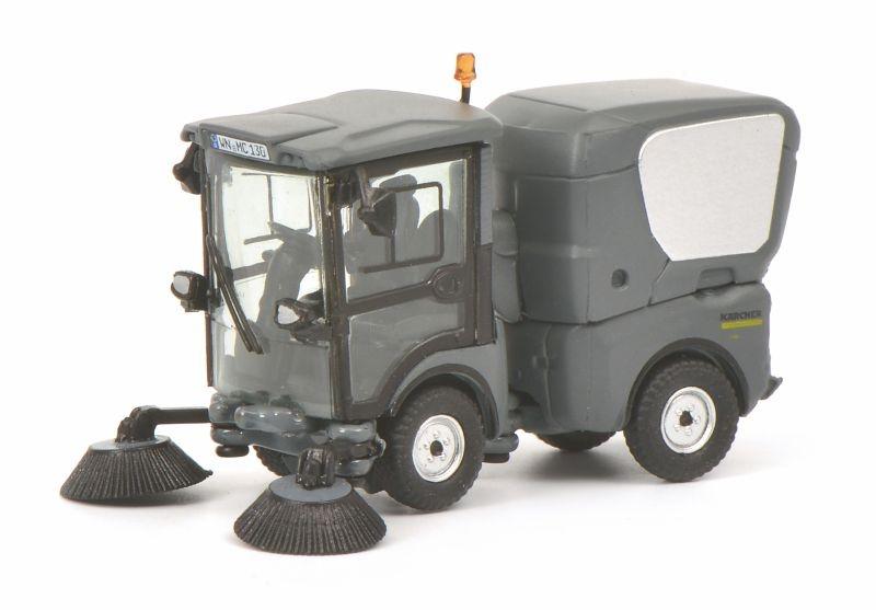 Kärcher MC 130 Kehrmaschine 1:87 / Spur H0