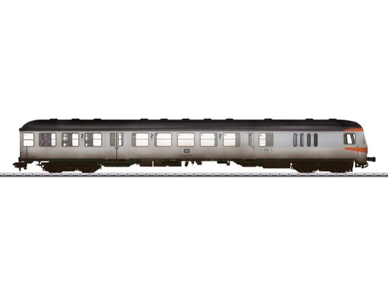 Nahverkehrs-Steuerwagen Silberling BDnf 735 DB Spur 1