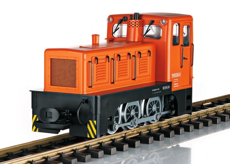 Diesellok Baureihe V 10C der HSB, Sound, mfx, DCC, Spur G