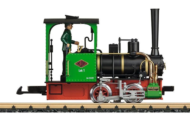 Feldbahnlokomotive der KJF, Epoche I-V, Spur G