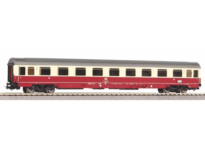 Schnellzugwagen Eurofima 1. Kl. der DB, Ep. IV, DC, Spur H0