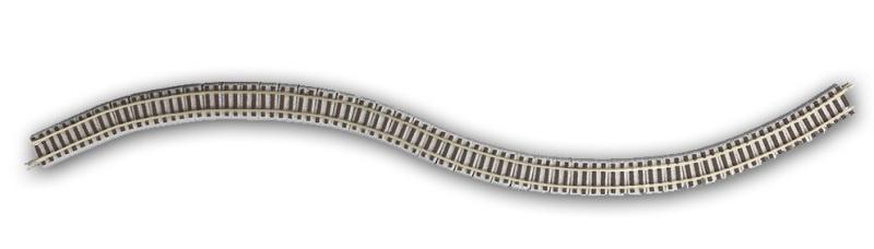 Flexgleis mit Bettung 330 mm, Spur Z