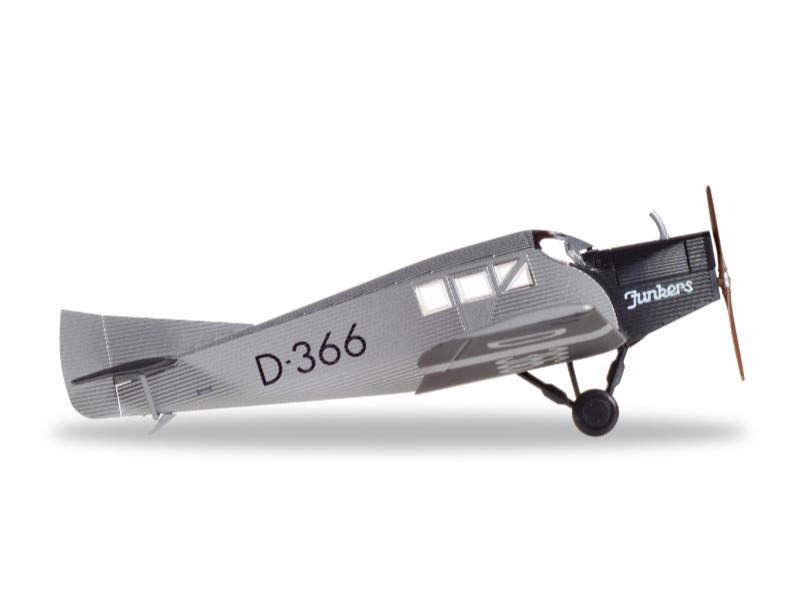 Junkers Luftverkehr, Dt. Museum München F13 - D-366, H0