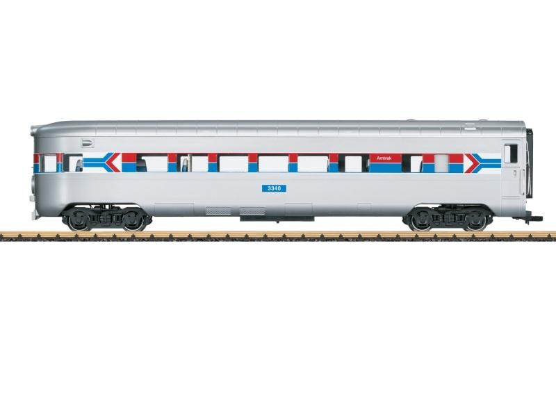 Amtrak Schlusswagen Phase I, Spur G