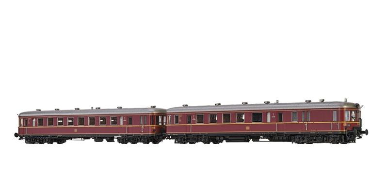 Triebwagen VT60+VS145 DB, III, DC Digital Extra, Spur H0