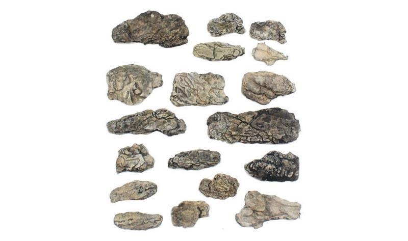 Fertige Felsen - Oberflächen Felsen