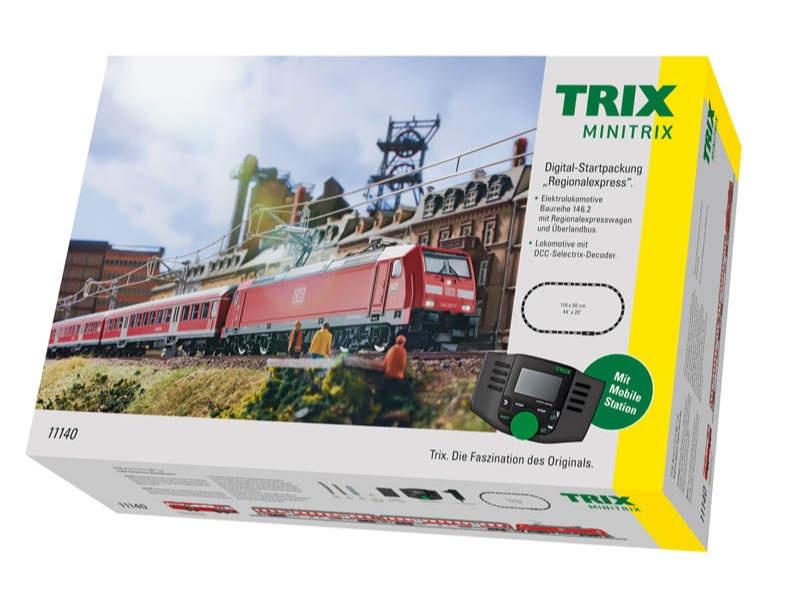 Digital-Startpackung Regionalexpress DB AG Spur N